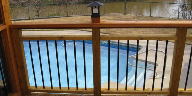 Decks Porches Water
