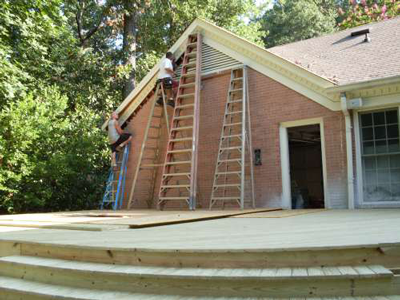 atlanta deck construction