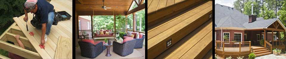 Athens Georgia deck builder
