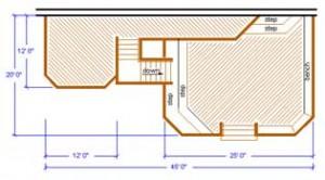 athens ga deck design